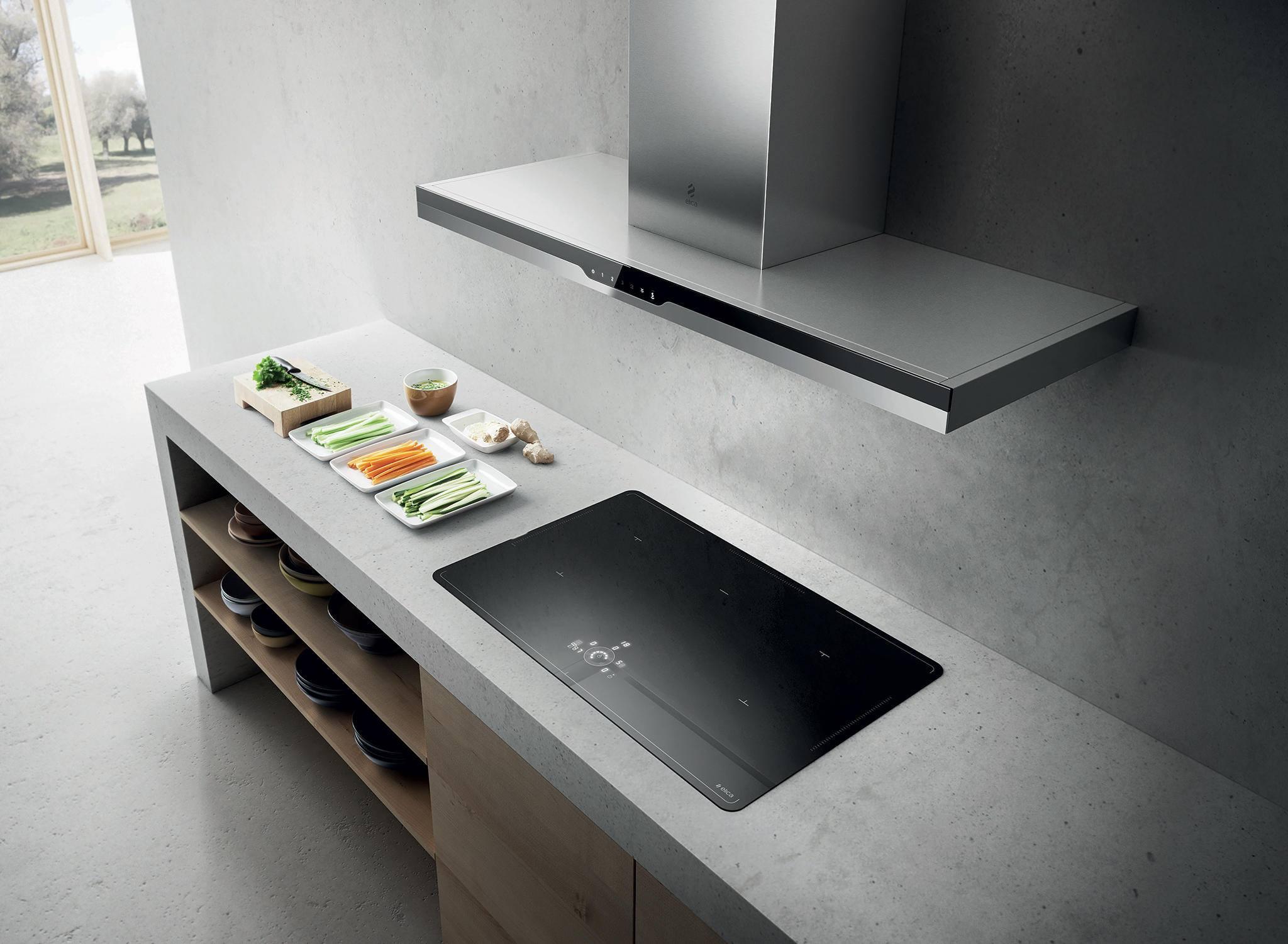 Reformas integrales de cocinas en tres cantos muebles de - Cocinas de campana ...