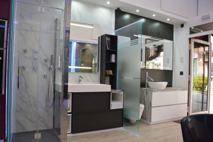 Showroom exclusivas joma - Exposicion banos barcelona ...