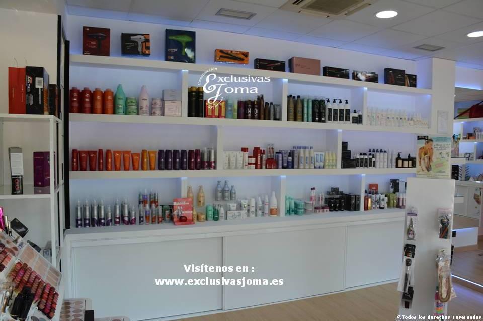 Exclusivas Joma reforma de tienda Hairlab en Tres Cantos, reforma tu local comercial con nosotros, decoracion, interiorrismo y reforma todo en uno (11)