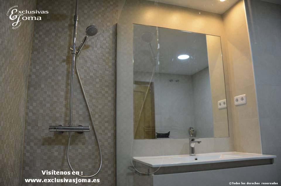 Reforma de baño en tres cantos,3 cantos rmeformas banos,saneamientos 3c, reformate,catalano sanitarios, visobath, geberit, spazia mamparas,ceramica saloni, fima carlo frattini, termostatica (4)