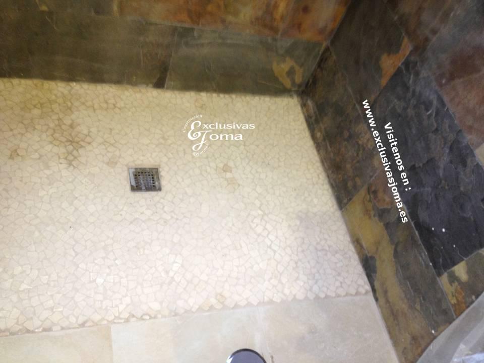 Reforma de baño integral en Tres Cantos, chalets Sector Oceanos, ceramica de Porcelanosa, reforma tu baño con nosotros 3cantos, Spazia (10)