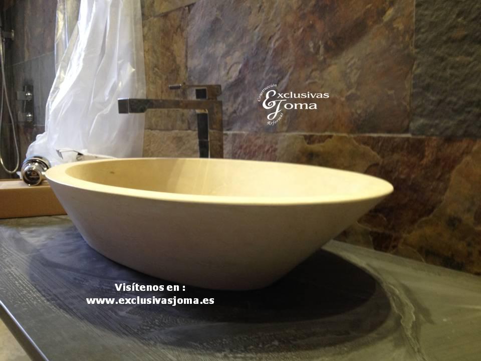 Reforma de baño integral en Tres Cantos, chalets Sector Oceanos, ceramica de Porcelanosa, reforma tu baño con nosotros 3cantos, Spazia (3)