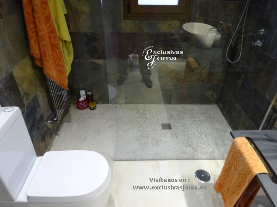 Reforma de baño integral en Tres Cantos, chalets Sector Oceanos, ceramica de Porcelanosa, reforma tu baño con nosotros 3cantos, Spazia (4)
