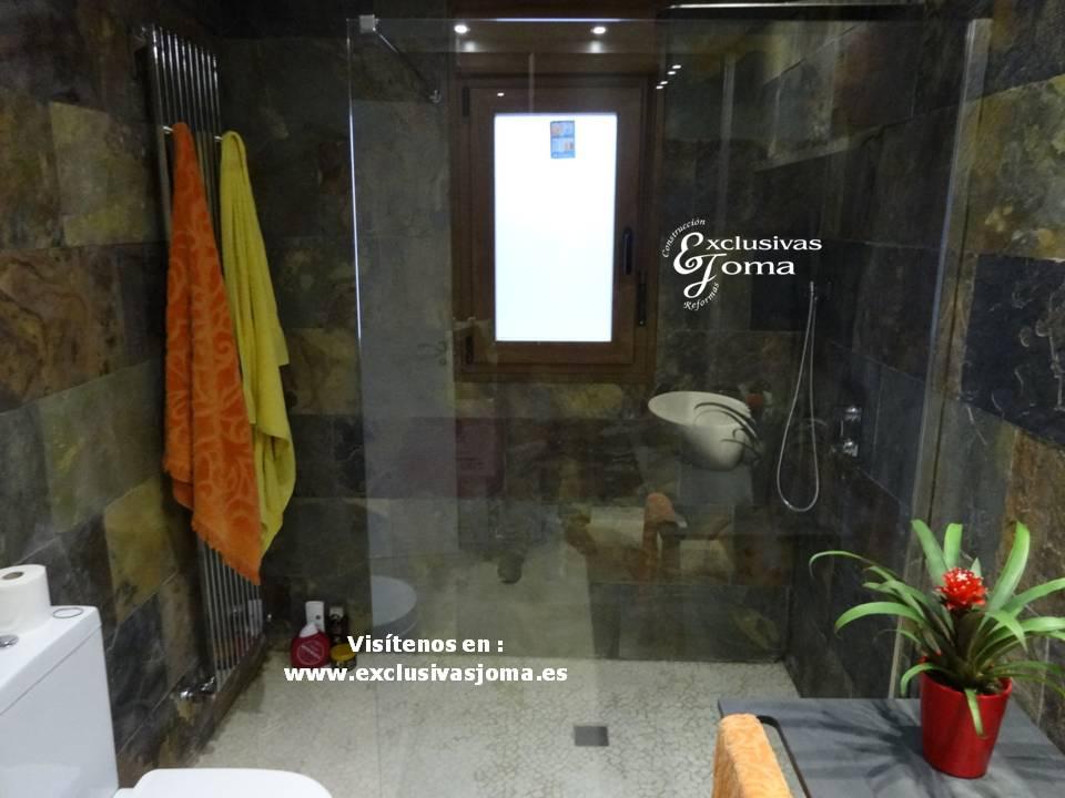 Reforma de baño integral en Tres Cantos, chalets Sector Oceanos, ceramica de Porcelanosa, reforma tu baño con nosotros 3cantos, Spazia (5)