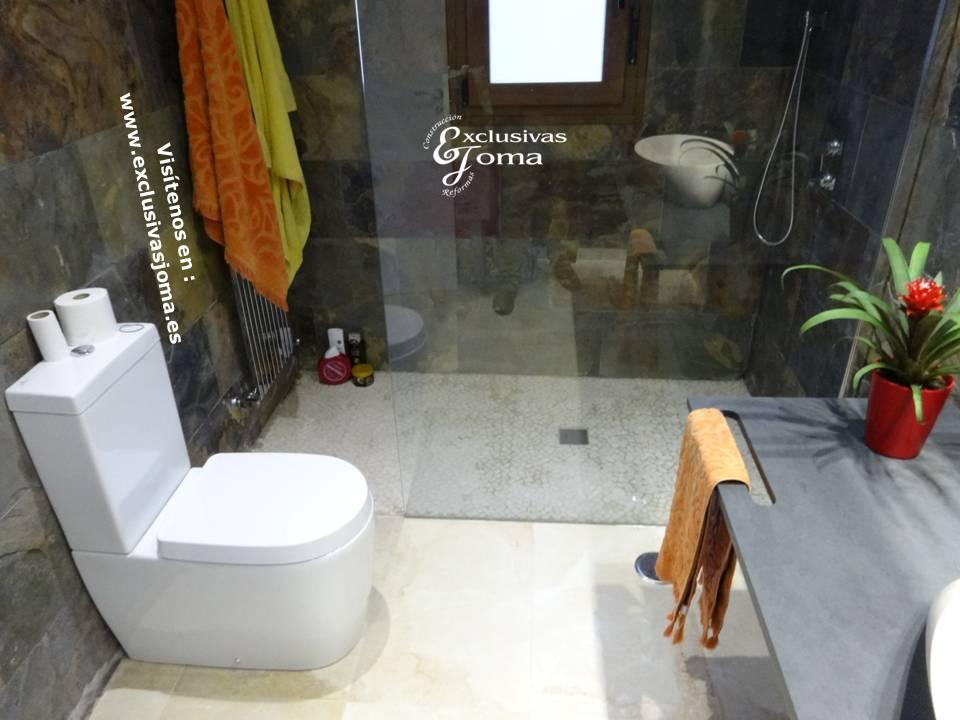 Reforma de baño integral en Tres Cantos, chalets Sector Oceanos, ceramica de Porcelanosa, reforma tu baño con nosotros 3cantos, Spazia (6)