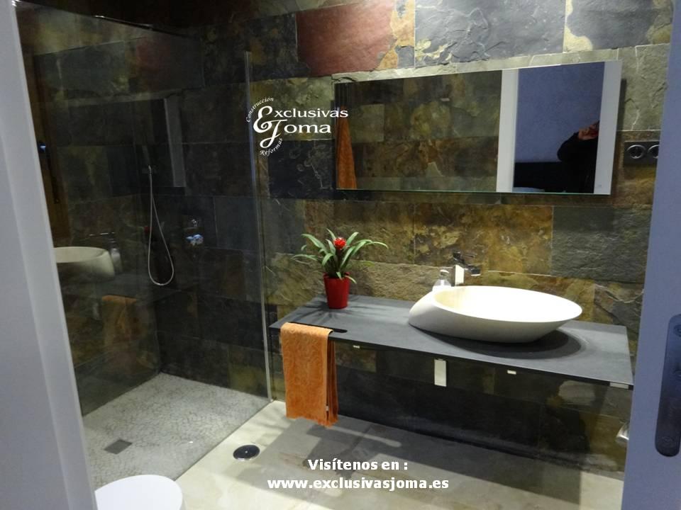 Reforma de baño integral en Tres Cantos, chalets Sector Oceanos, ceramica de Porcelanosa, reforma tu baño con nosotros 3cantos, Spazia (7)