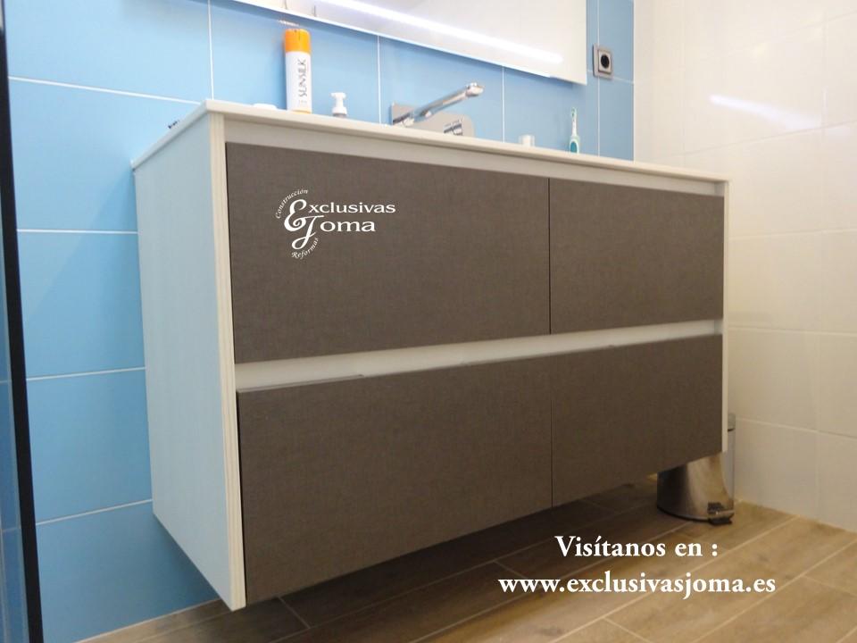 Reforma de baño tres cantos,Exclusivas Joma, muebles de baño a medida,baños 3cantos, reforma integrales, Kyrya,Spazia mamparas ducha  (10)