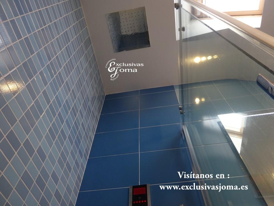 Reforma de baño tres cantos,Exclusivas Joma, muebles de baño a medida,baños 3cantos, reforma integrales, Kyrya,Spazia mamparas ducha  (3)