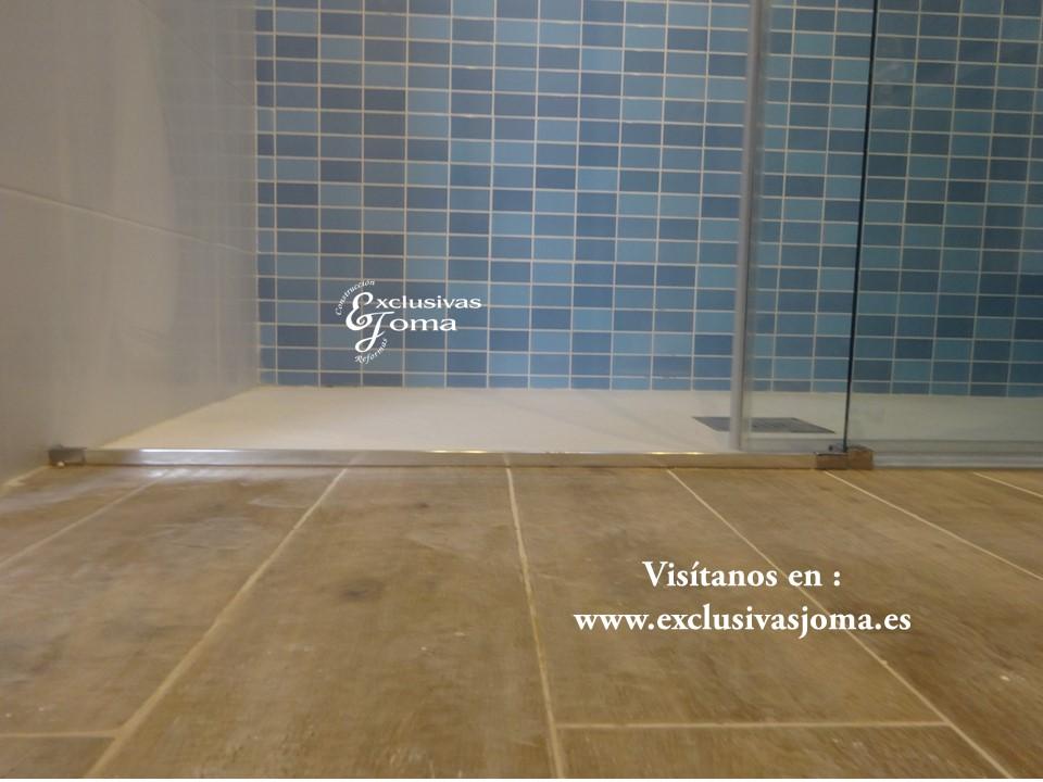 Reforma de baño tres cantos,Exclusivas Joma, muebles de baño a medida,baños 3cantos, reforma integrales, Kyrya,Spazia mamparas ducha  (6)