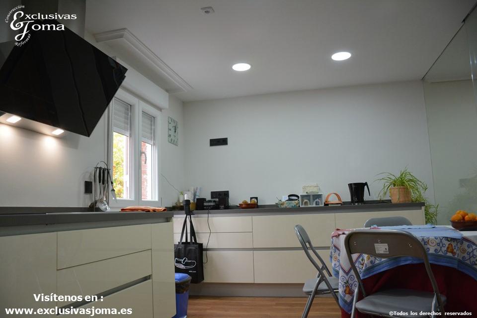 Reformas integrales de cocinas en tres cantos muebles de - Chalet en tres cantos ...