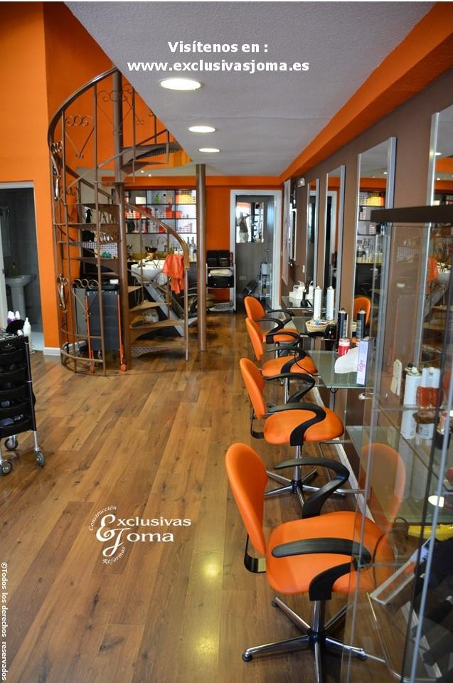 Reforma de tienda Peluqueria Maria Jose Piñarro en Tres Cantos, decoracion de locales y asesoramiento,presupuesto sin compromiso (4)
