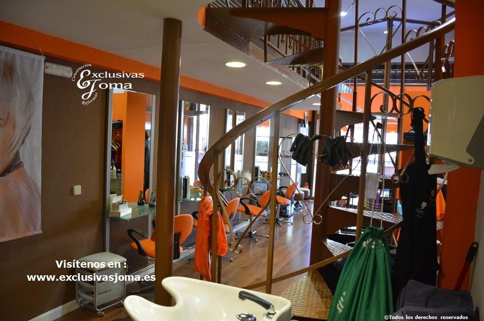 Reforma de tienda Peluqueria Maria Jose Piñarro en Tres Cantos, decoracion de locales y asesoramiento,presupuesto sin compromiso (7)
