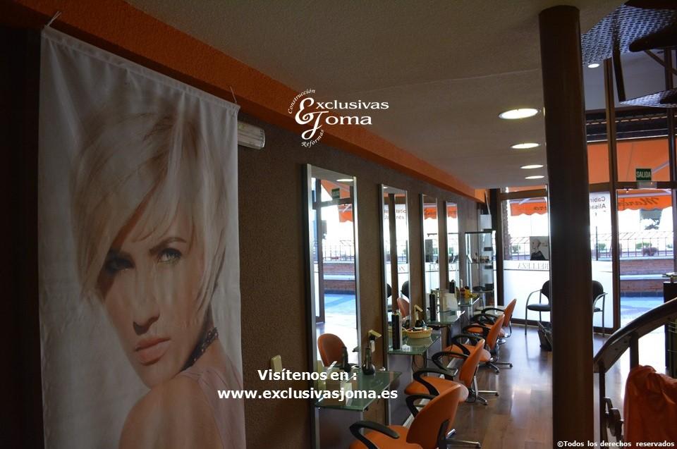Reforma de tienda Peluqueria Maria Jose Piñarro en Tres Cantos, decoracion de locales y asesoramiento,presupuesto sin compromiso (8)