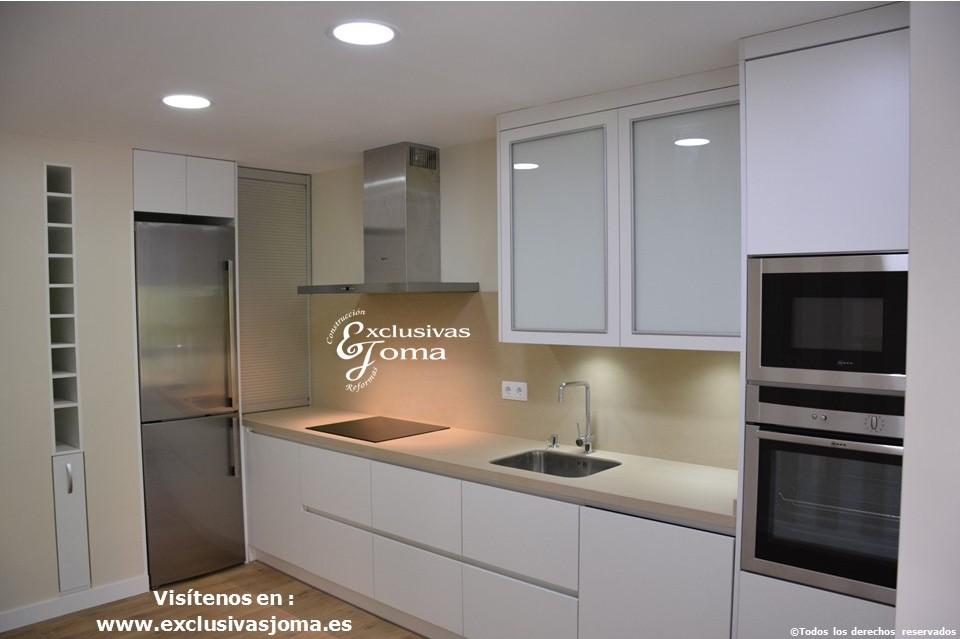 Cocinas para pisos pequenos dise os arquitect nicos for Piso cocinas minimalistas