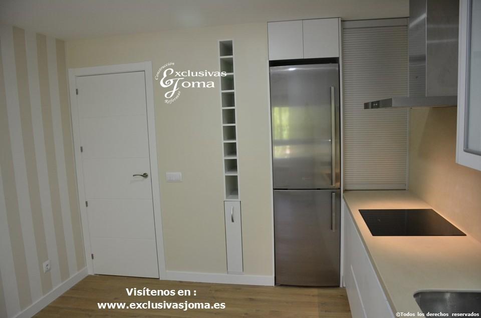 Reforma piso tres cantos integral,muebles de cocina a medida,antalia cocinas,neolith,encimeras beige basalt,decoracion e interiorismo 3c (5)