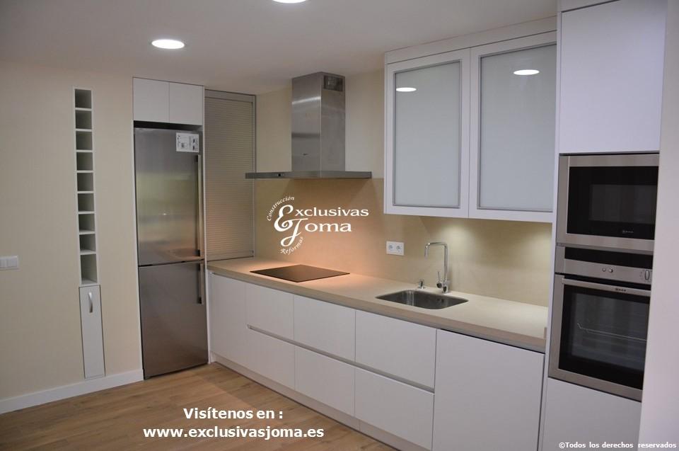 Reforma piso tres cantos integral,muebles de cocina a medida,antalia cocinas,neolith,encimeras beige basalt,decoracion e interiorismo 3c (6)