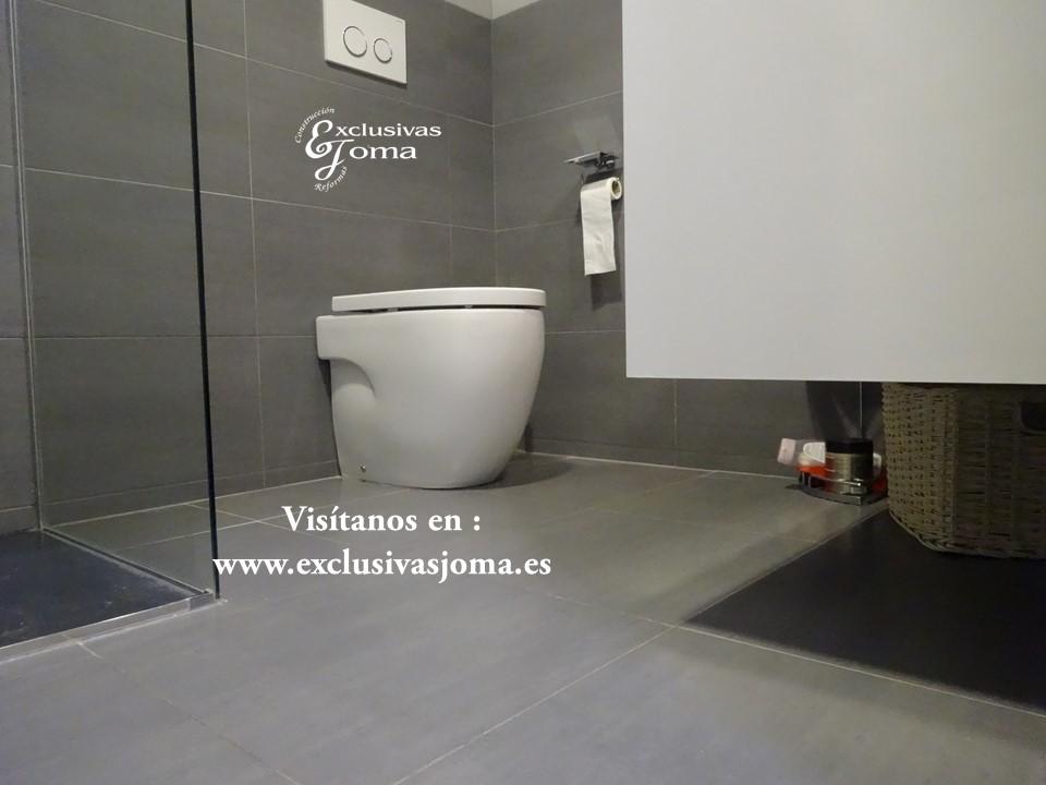 Reformas de baño en TRes Cantos,saneamientos 3c, 3 cantos saneamientos,meridian roca, geberit sigma, griferias tres jets,salgar noja, ceramica roca,baños en aticos, buhardilla (1 (1)