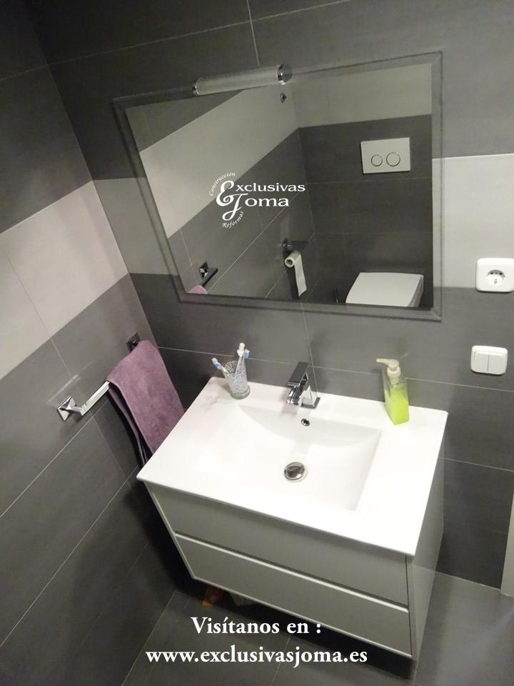 Reformas de baño en TRes Cantos,saneamientos 3c, 3 cantos saneamientos,meridian roca, geberit sigma, griferias tres jets,salgar noja, ceramica roca,baños en aticos, buhardilla (1 (5)