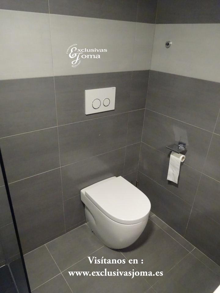 Reformas de baño en TRes Cantos,saneamientos 3c, 3 cantos saneamientos,meridian roca, geberit sigma, griferias tres jets,salgar noja, ceramica roca,baños en aticos, buhardilla (1 (6)