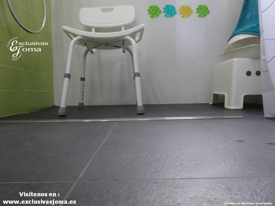 Reformas de baño integrales, acceso a discapacitados,baños discapacitados, baños minusvalidos, desague continuo baños, slutter desagues, exclusivas joma (1)