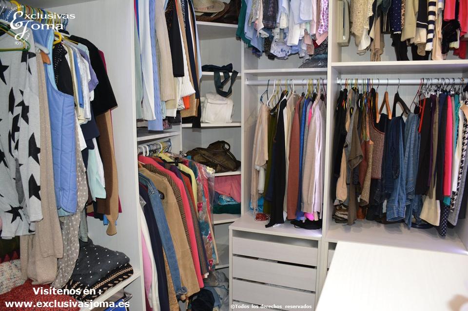 armarios a medida en tres cantos,vestidores en acabado lino cancun por control numerico, reforma integral de chalets, reformando pisos y vestidores (4)