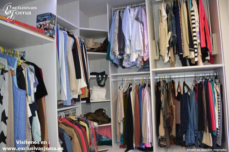 armarios a medida en tres cantos,vestidores en acabado lino cancun por control numerico, reforma integral de chalets, reformando pisos y vestidores (7)