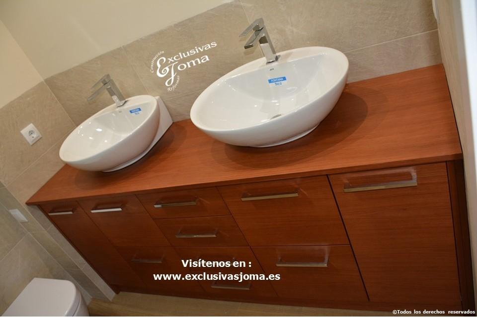reforma de baño en tres cantos,kyrya muebles de baño, roca saneamientos 3cantos, griferia tres tactil,novellini mamparas, ducha extraplana antideslizante,catalano,geberit,baño vintage 3c (12)
