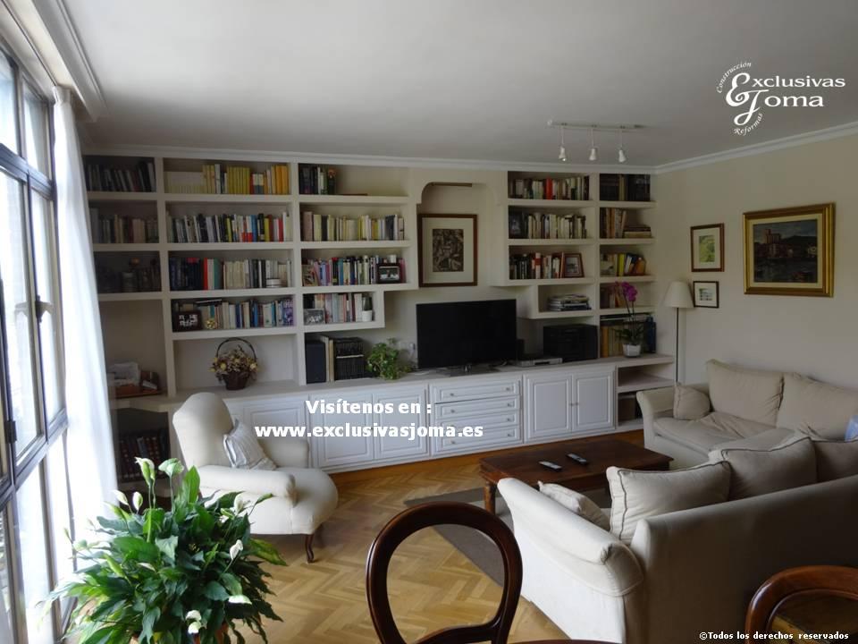 Reformas integrales en interior de pisos en tres cantos - Estudio de interiores ...