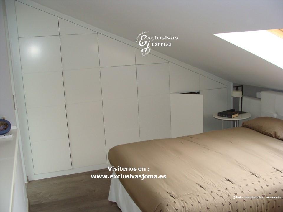 Reformas integrales en interior de pisos en tres cantos for Diseno de buhardillas