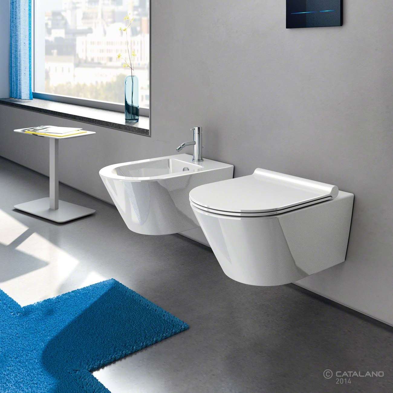 catalano sanitarios, baños reformados, sanitarios tres cantos, inodoro suspendido, diseño italiano, reformas baños (1)