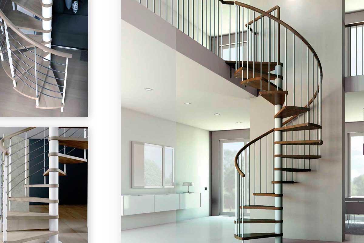enesca escaleras,escaleras de caracol, escaleras de accesor en vivienda, estructuras auxiliares, reformas chalets,bunkers, estructuras de hormigon,escaleras