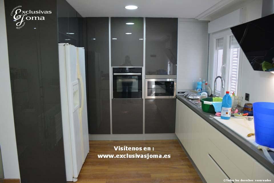 Reformas integrales de cocinas en tres cantos muebles de - Reforma integral cocina ...