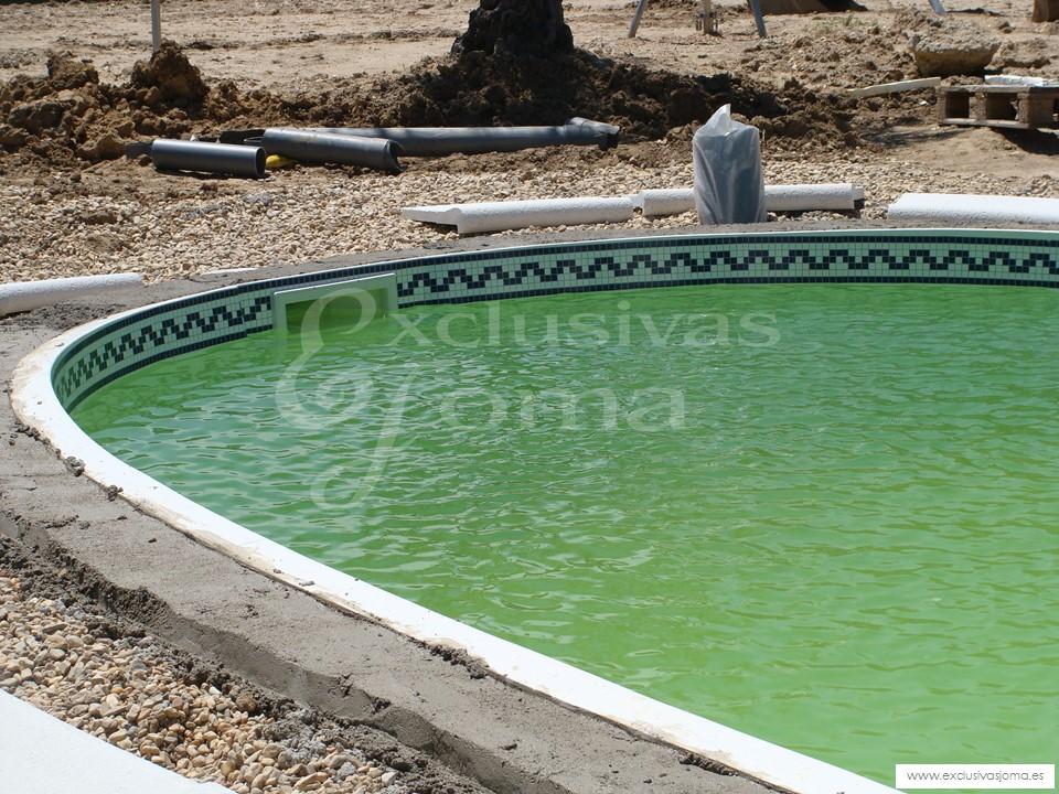 Reformas de jardines e instalacion de piscinas prefabricadas for Piscina hinchable jardin