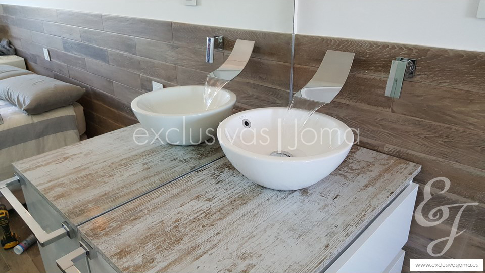 Reforma de dormitorio con baño interior y despacho Tres Cantos